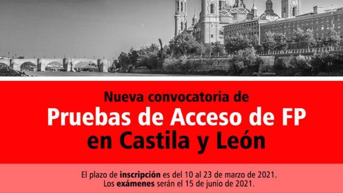 Acceso FP Castilla y León 2021