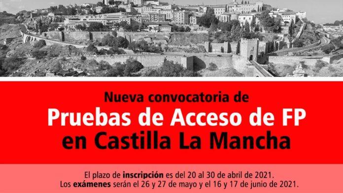 Acceso FP Castilla La Mancha