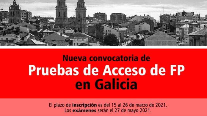 Acceso FP Galicia 2021