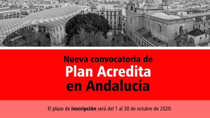 Plan Acredita Andalucía