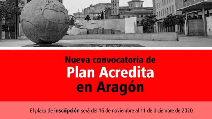 Plan Acredita Aragón