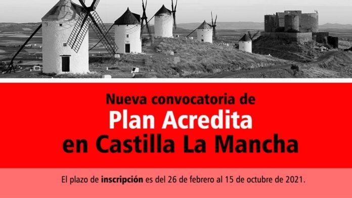 Plan Acredita Castilla La Mancha