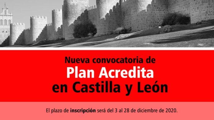 Plan Acredita Castilla y León 2020