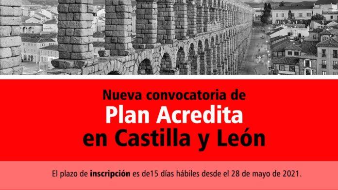 Acredita Castilla y León