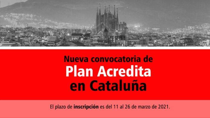 Plan Acredita Cataluña