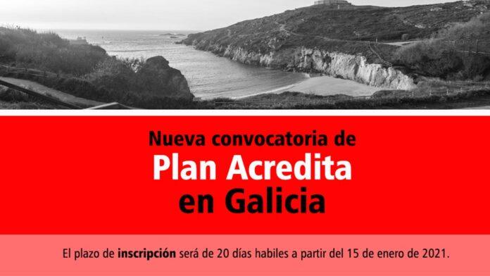 Plan Acredita Galicia