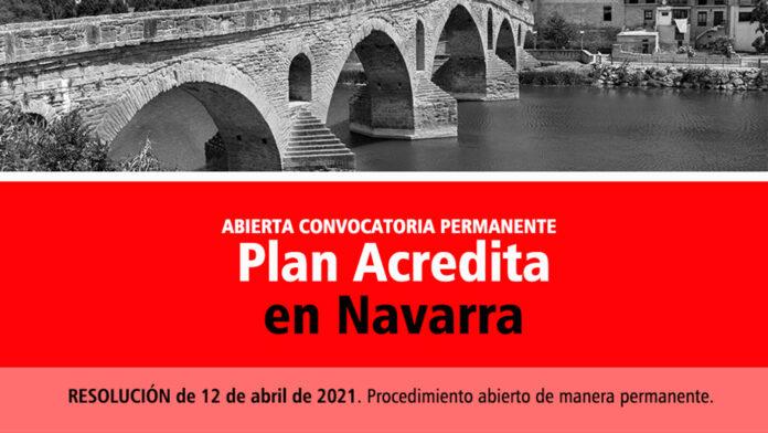 Acredita permanente Navarra