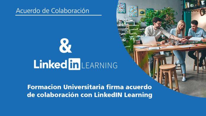 Alianza Linkedin y formación Universitaria