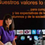 Antonia Guerrero, directora académica de Formación Universitaria