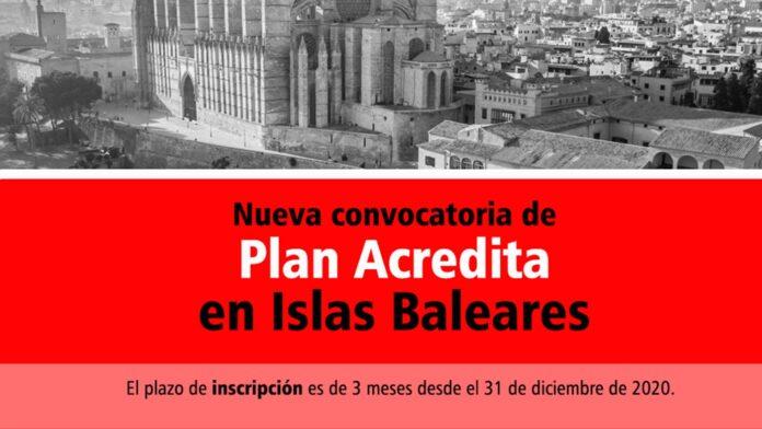 Plan Acredita Islas Baleares
