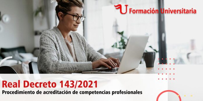 Real Decreto 143/2021