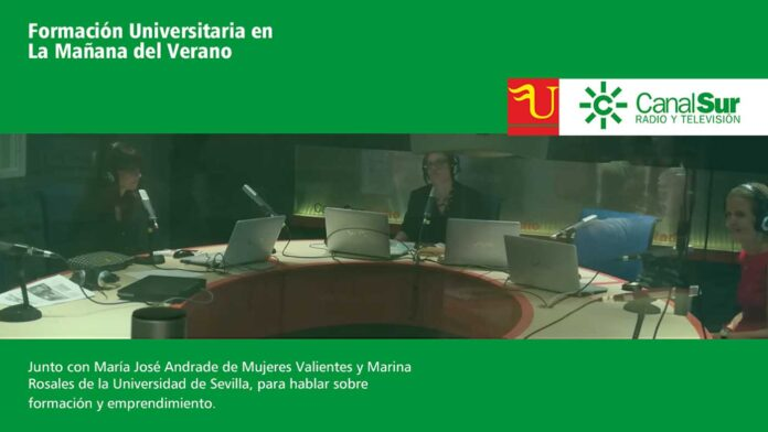 Canal Sur entrevista