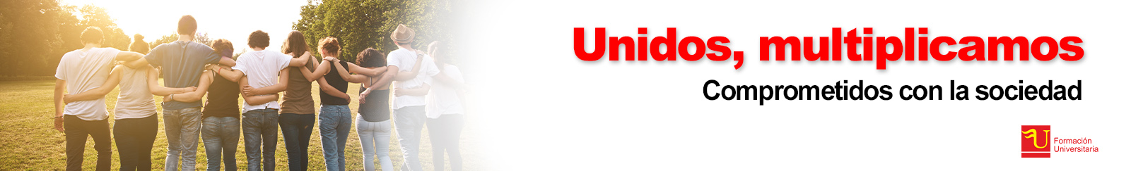 Compromiso social Formación Universitaria