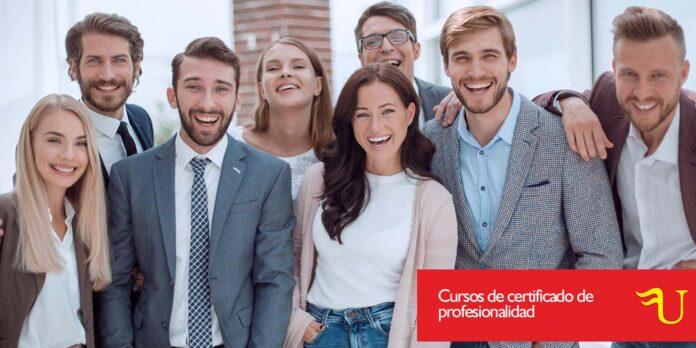 Cursos de certificado de profesionalidad