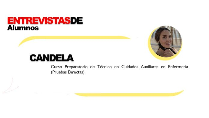 Entrevista alumnos Formación Universitaria Candela