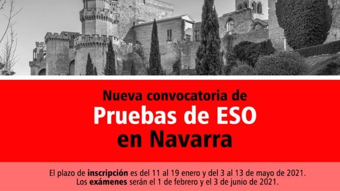 Prueba de ESO Navarra