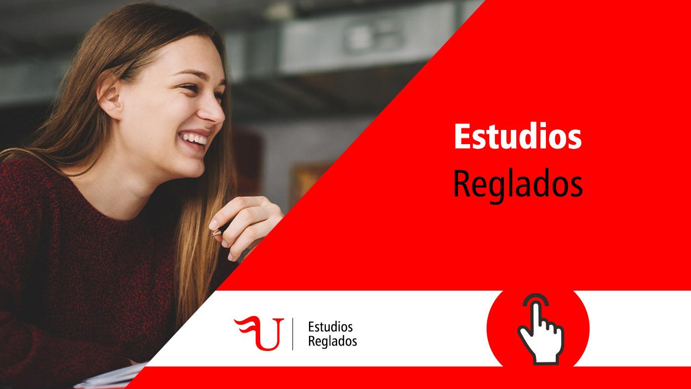 Estudios Reglados. Formación Universitaria