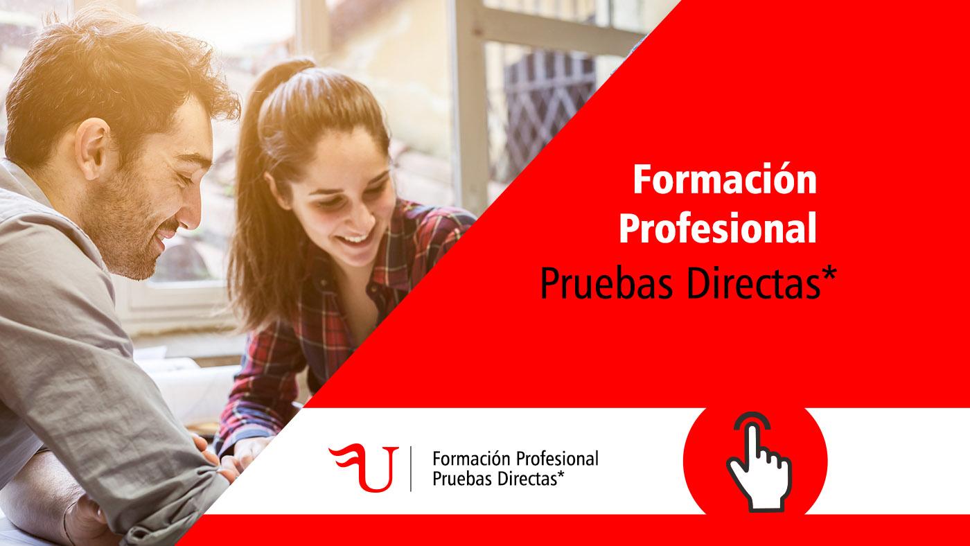 Formación Profesional. Formación Universitaria