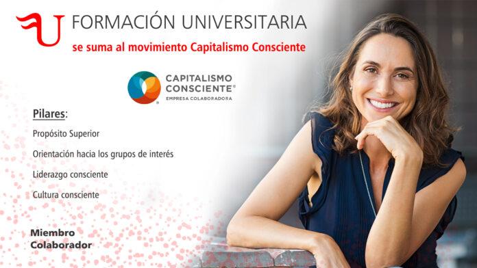 Formación Universitaria se suma al movimiento del Capitalismo Consciente