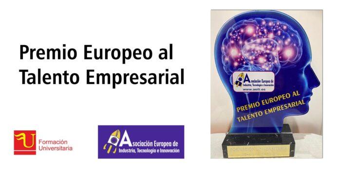 Formación Universitaria Premio al Talento Empresarial