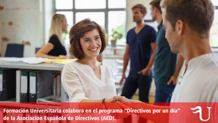 Formación Universitaria colabora con la Asociación Española de Directivos