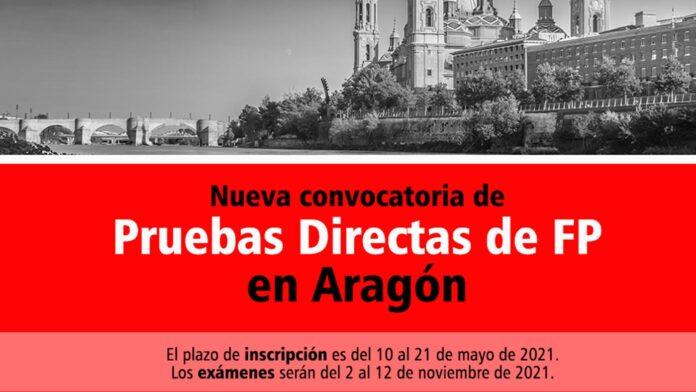 Pruebas Directas FP Aragón