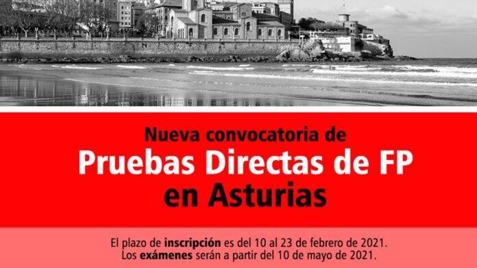 Prueba Directa Asturias FP