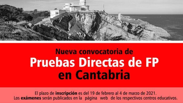 Directas FP Cantabria 2021
