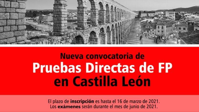 Prueba Directa Castilla y León FP