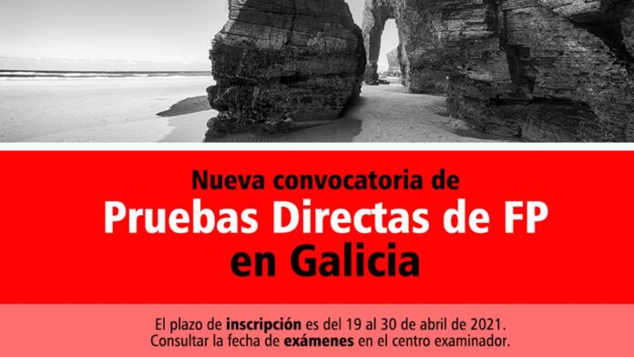Pruebas Directas FP Galicia