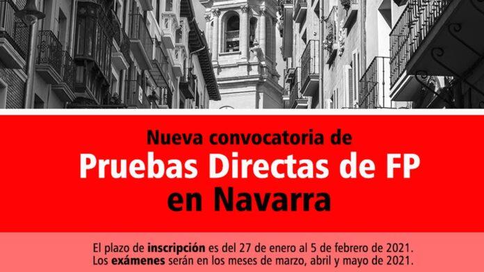 Prueba Directa Navarra FP