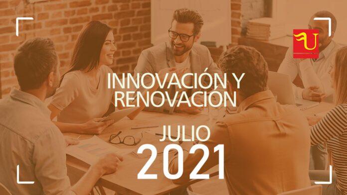 Innovación y renovación Agenda 2030