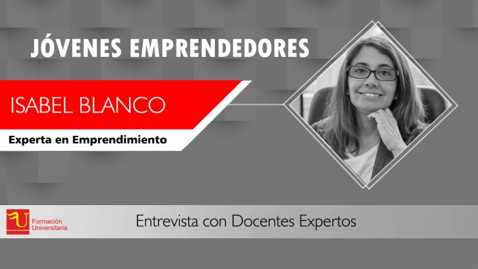 Isabel Blanco entrevista Formación Universitaria