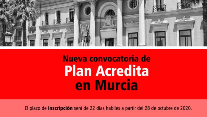 Plan Acredita Muercia