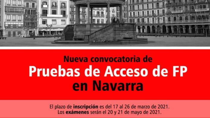 Acceso FP Navarra 2021