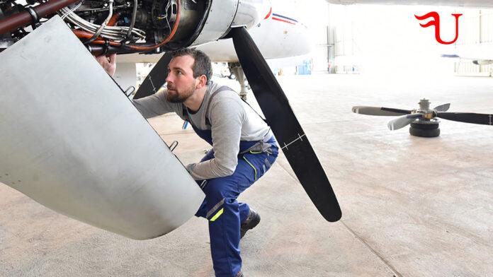 Curso adaptado al Certificado de Profesionalidad Operaciones Auxiliares de Mantenimiento Aeronáutico (TMVO0109) (vías no formales de formación)