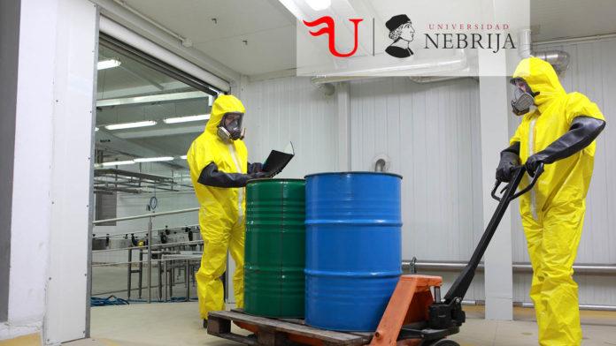 Diploma-Título de Formación Continua Operaciones Auxiliares y de Almacén en Industrias y Laboratorios Químicos