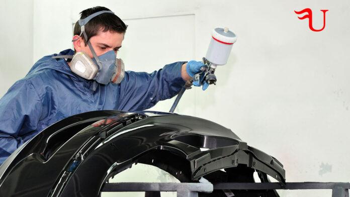 Curso adaptado al Certificado de Profesionalidad Pintura de Vehículos (TMVL0509) (vías no formales de formación)