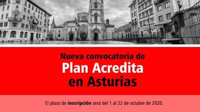 Plan Acredita Asturias 2020