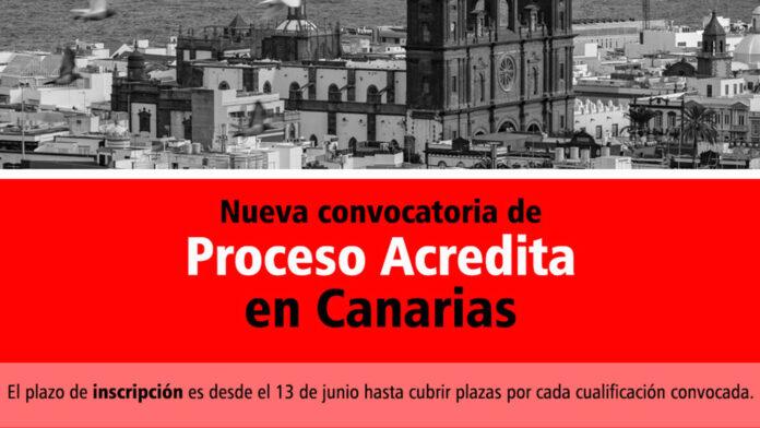 Plan Acredita Islas Canarias 2020- Formación Universitaria