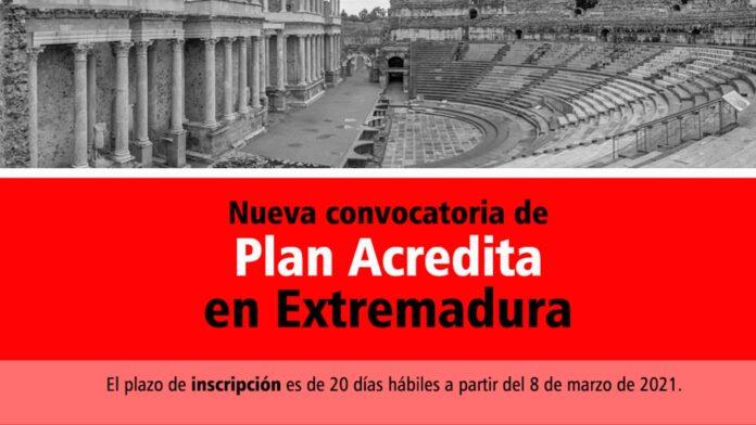 Plan Acredita Extremadura