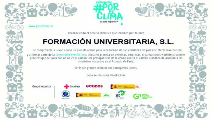 #PorElClima Comunidad