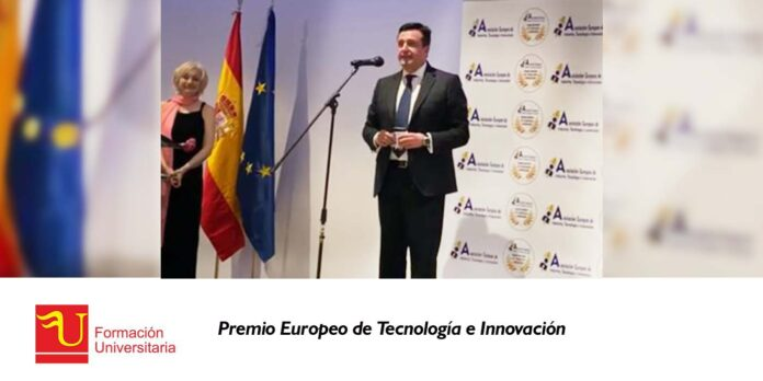 Premio europeo de tecnología e innovación