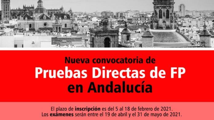 Prueba Directa Andalucía FP