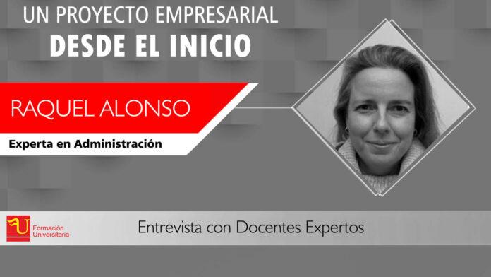 ALTERNATIVO-Raquel Alonso entrevista