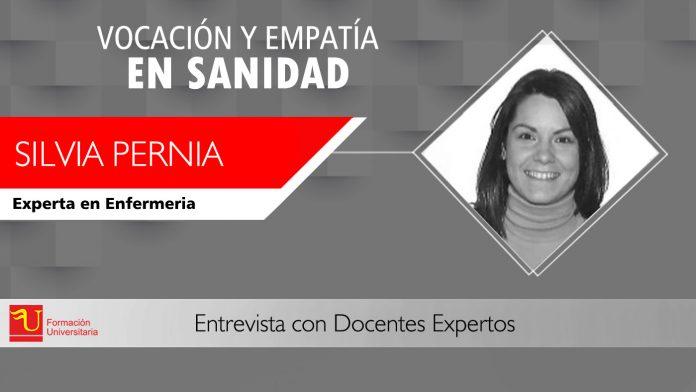 Silvia Pernia entrevista Formación Universitaria