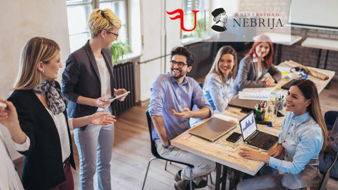 Postgrado - Título Propio Máster en Dirección General de Empresas Acreditado por la Universidad Nebrija