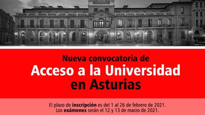 Universidad Asturias 2021