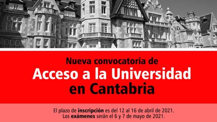 Universidad Cantabria 2021