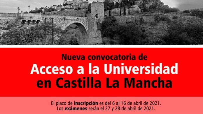 Universidad Castilla La Mancha 2021
